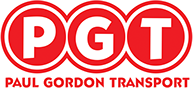 Paul Gordon Transport logo